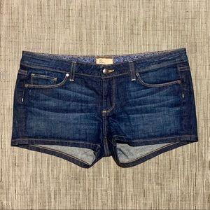 Paige Premium Denim Woman's Shorts Size 31